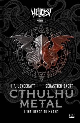 chronique Sébastien Baert - Cthulhu Metal