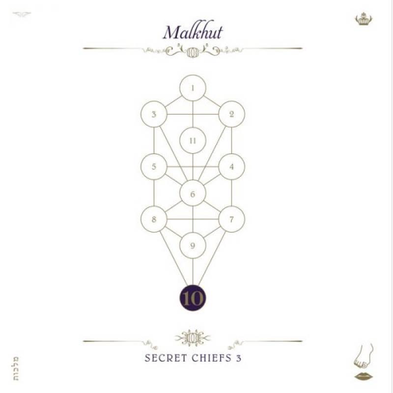 chronique Secret Chiefs 3 - Malkhut