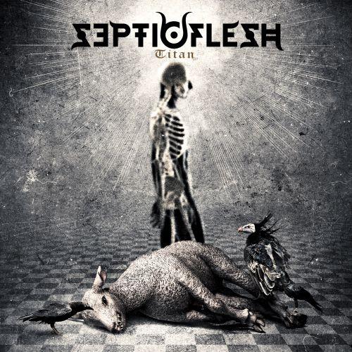 chronique Septic Flesh - Titan