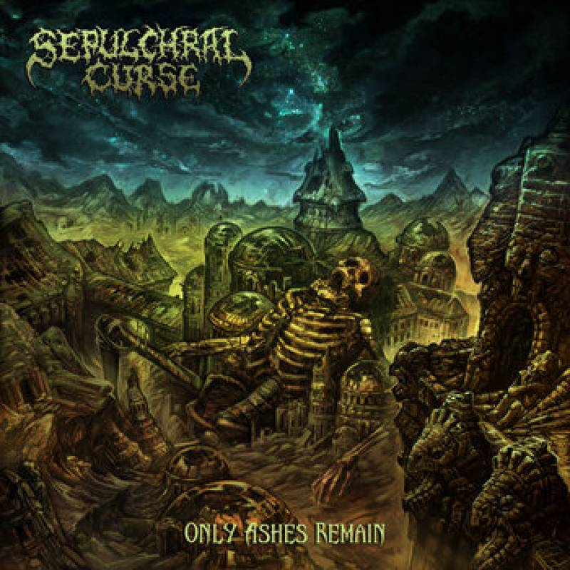 chronique Sepulchral Curse - Only Ashes Remain