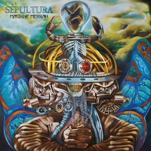 chronique Sepultura - Machine messiah