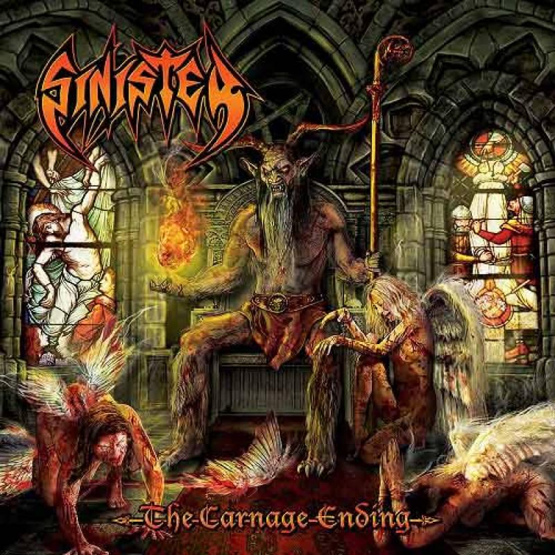 chronique Sinister - The Carnage Ending