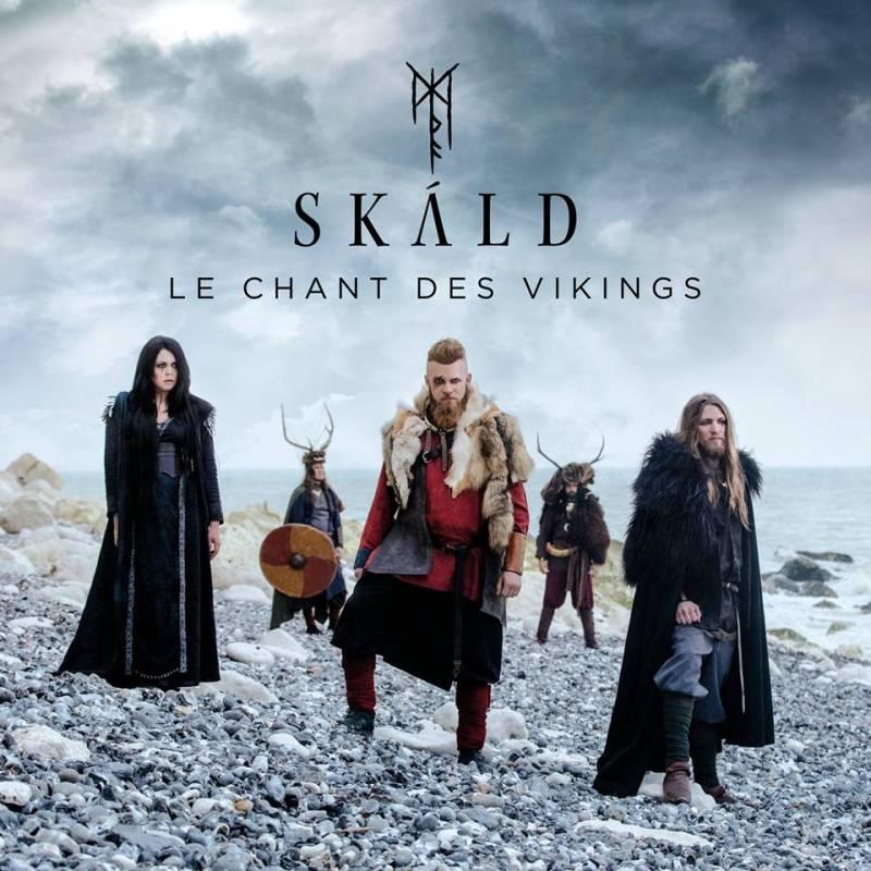 chronique SkÁld - Le Chant des Vikings