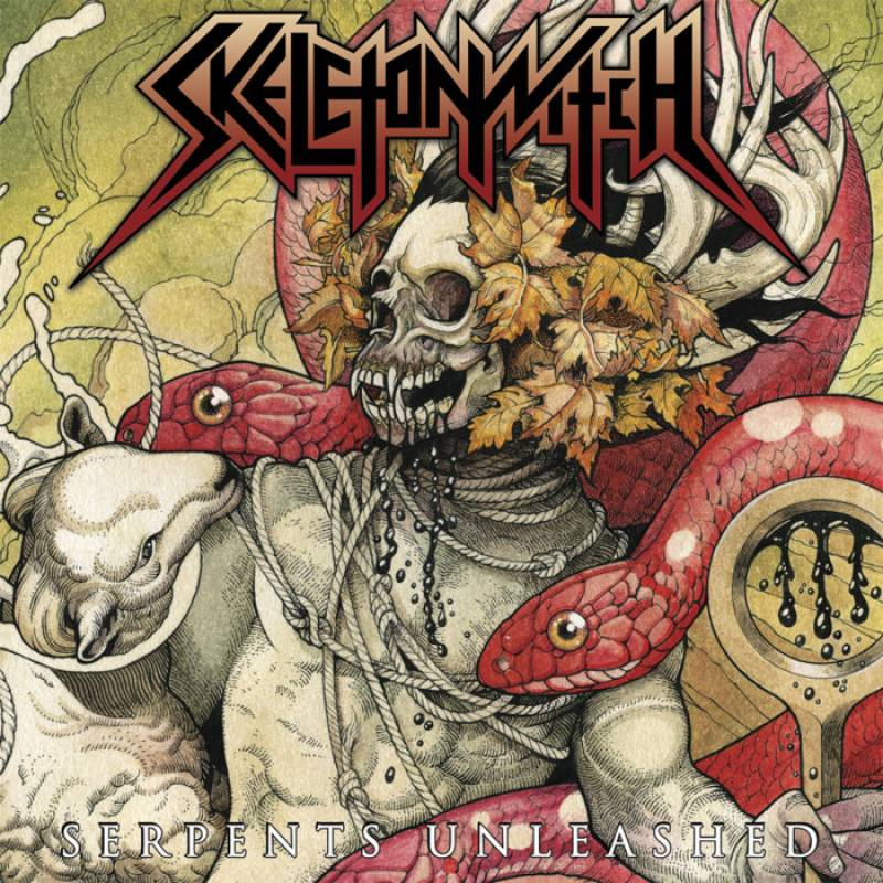 chronique Skeletonwitch - Serpents Unleashed