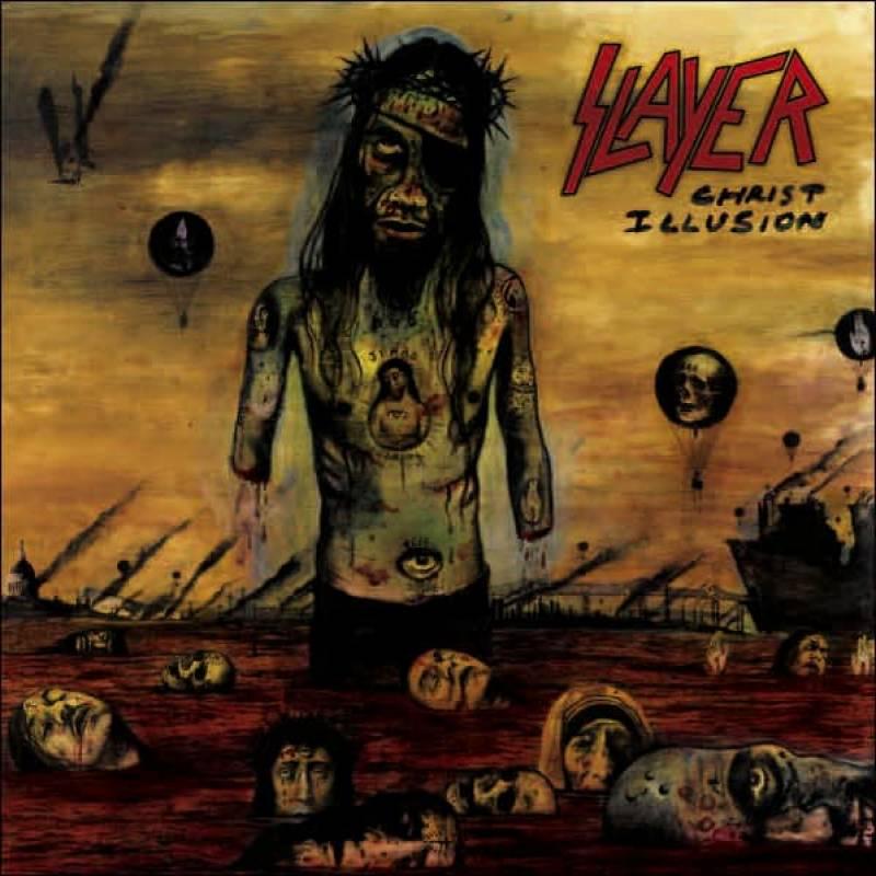 chronique Slayer - Christ illusion