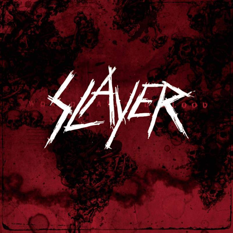 chronique Slayer - World Painted Blood