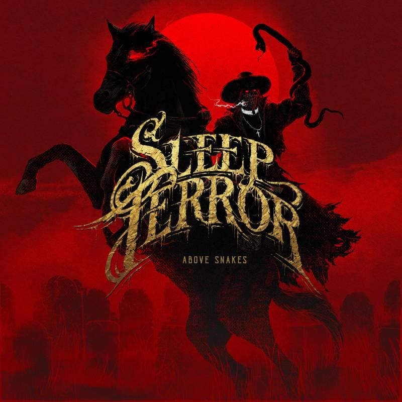 chronique Sleep Terror - Above Snakes