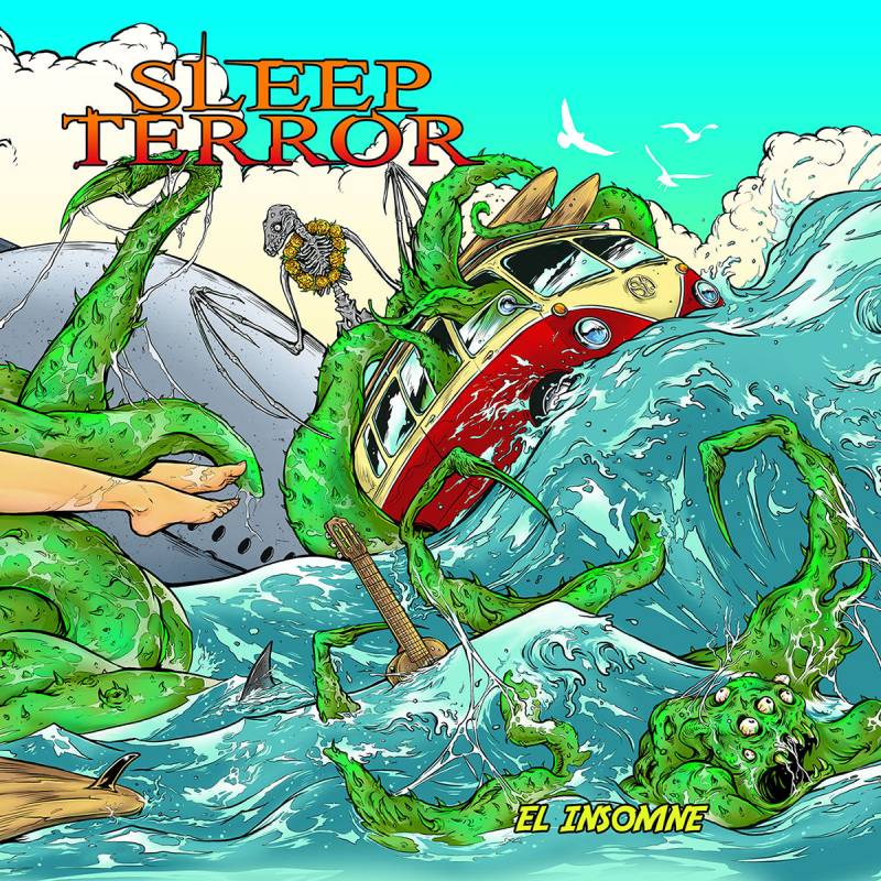 chronique Sleep Terror - El Insomne