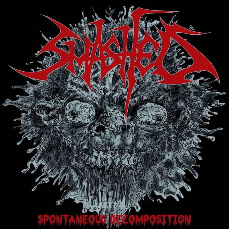 chronique Smashed - Spontaneous Decomposition (réédition)