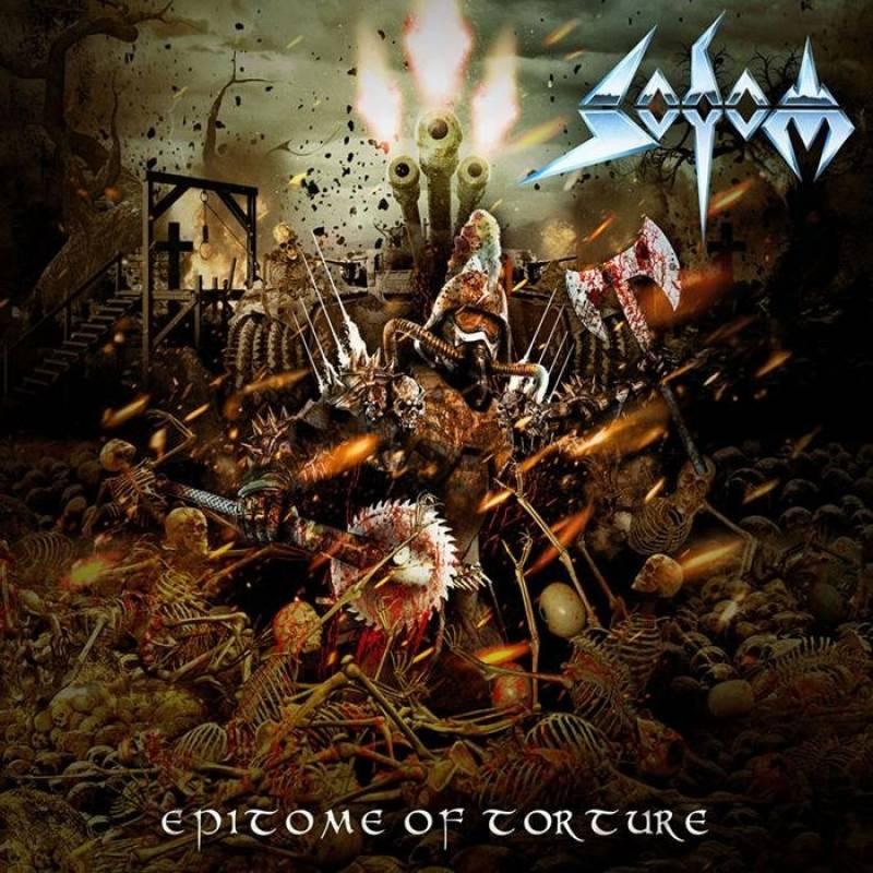 chronique Sodom - Epitome of Torture