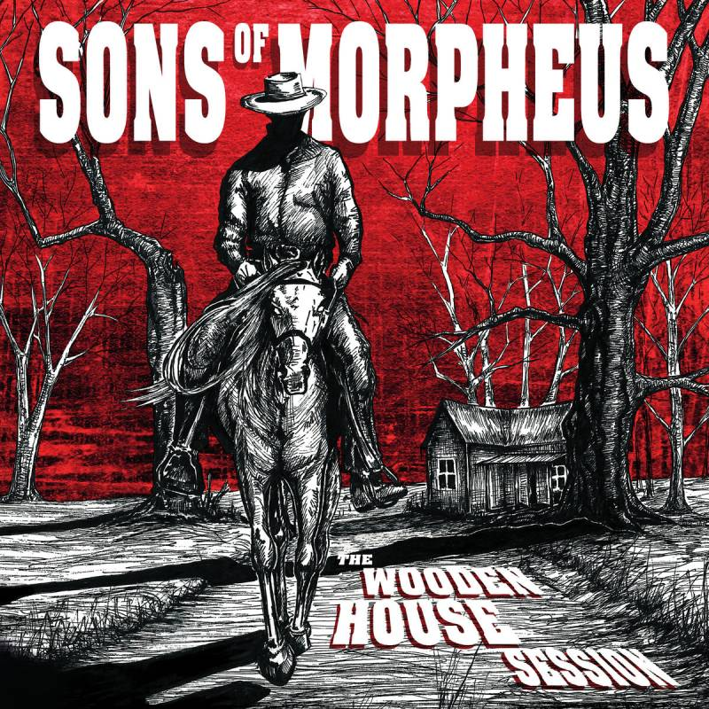 chronique Sons Of Morpheus - The wooden house session