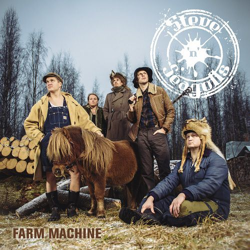chronique Steve'n'seagulls - Farm Machine
