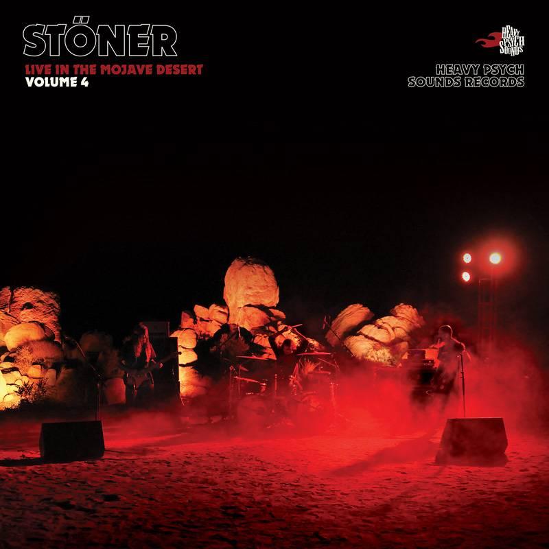 chronique Stöner - Live in the Mojave Desert - Volume 4