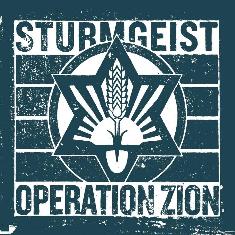 chronique Sturmgeist - Operation Zion