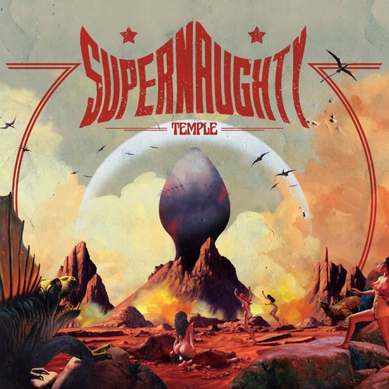 chronique Supernaughty - Temple