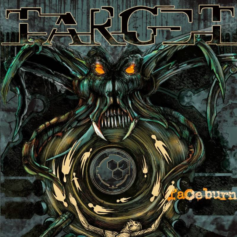 chronique Targ3t - Faceburn