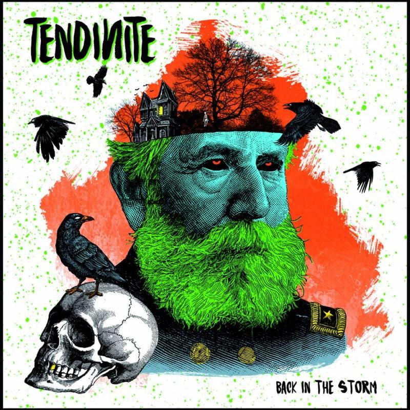 chronique Tendinite - Back in the storm
