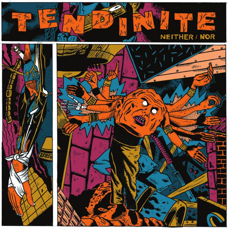 chronique Tendinite - Neither/Nor