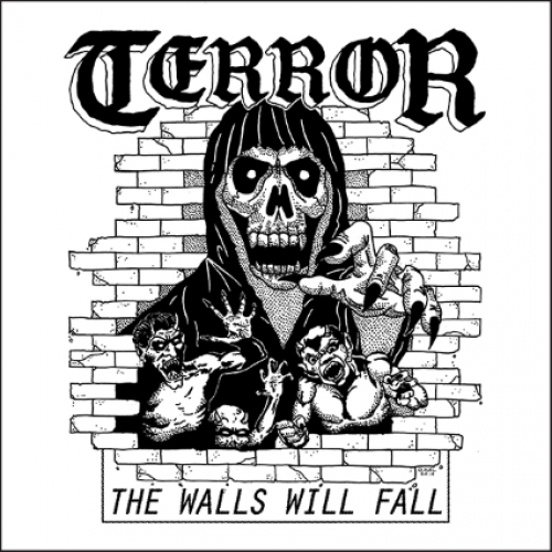chronique Terror - The Walls Will Fall