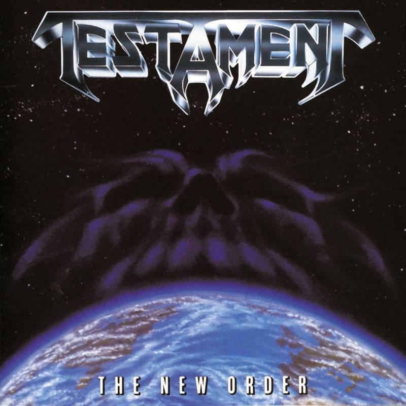 chronique Testament - The New Order