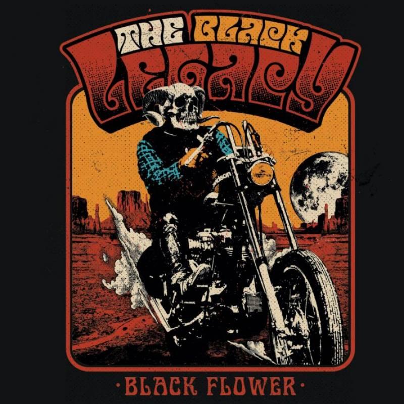 chronique The Black Legacy - Black Flower