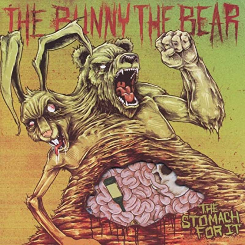 chronique The Bunny The Bear - The Stomach For It