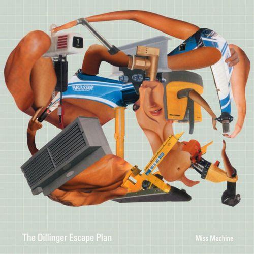 chronique The Dillinger Escape Plan - Miss Machine