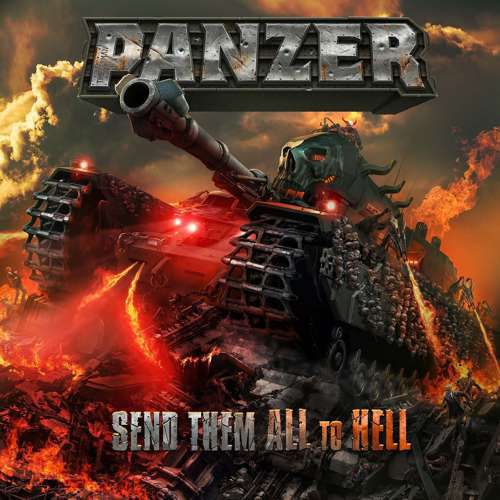 chronique The German Panzer - Send Them All to Hell