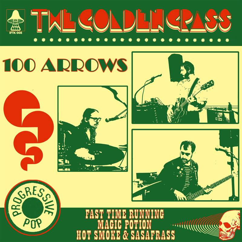 chronique The Golden Grass - 100 Arrows