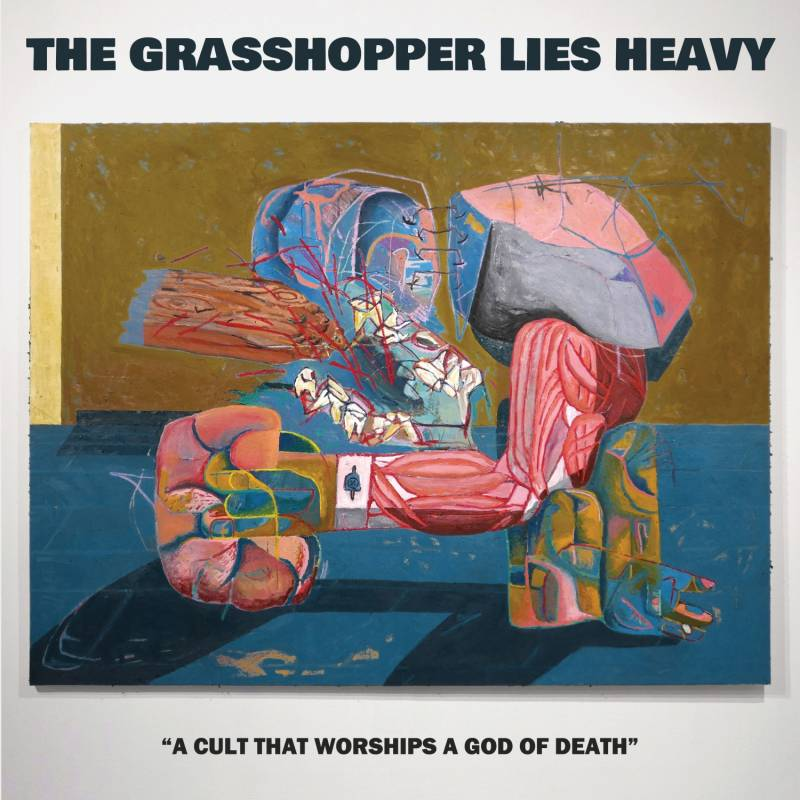 chronique The Grasshoper Lies Heavy - A Cult That Worships A God Of Death