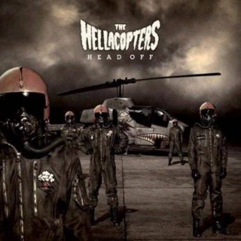 chronique The Hellacopters - Head Off
