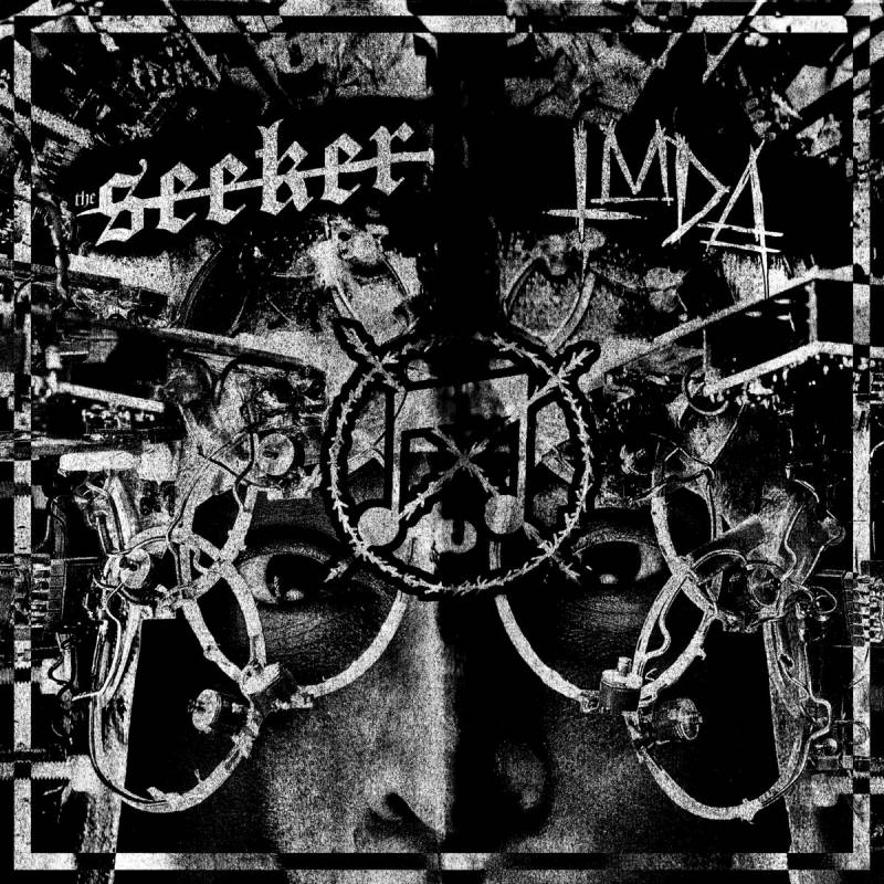 chronique Lmda + The Seeker - The Seeker // LMDA split 7'