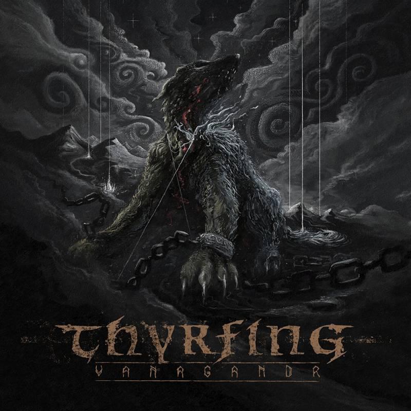chronique Thyrfing - Vanagandr
