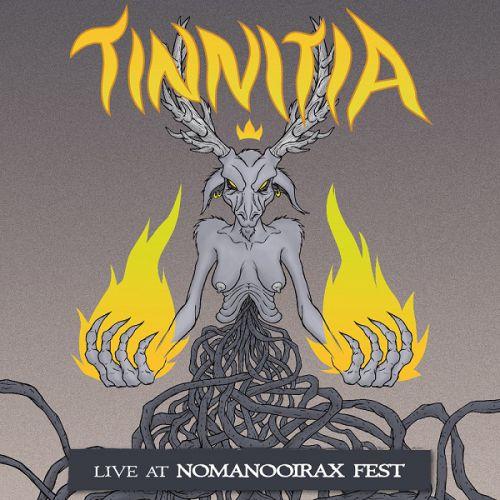 chronique Tinnitia - Live at NomaNooirax Fest