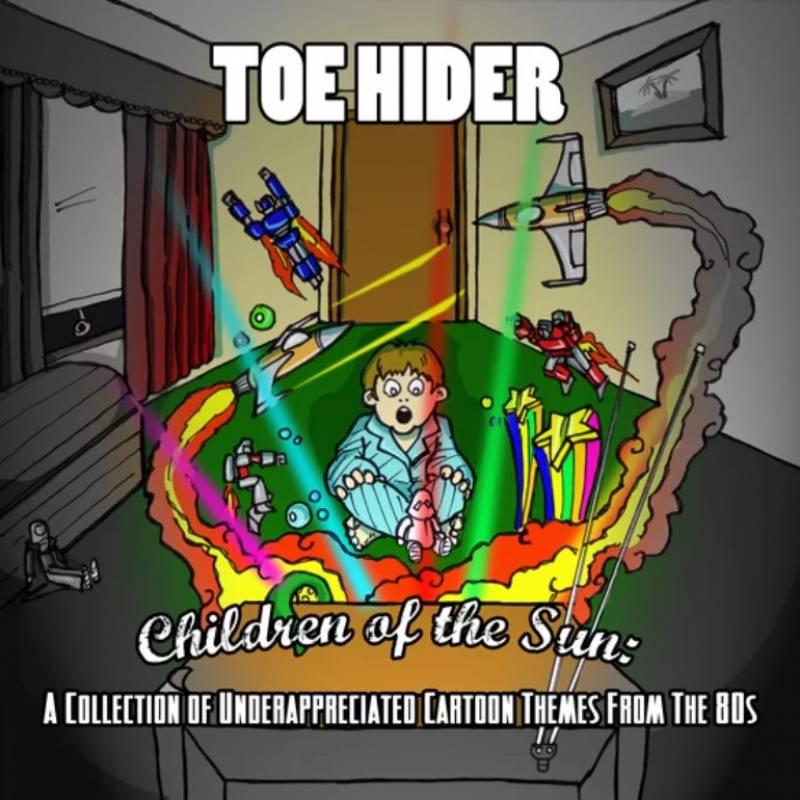 chronique Toehider - Children of the Sun