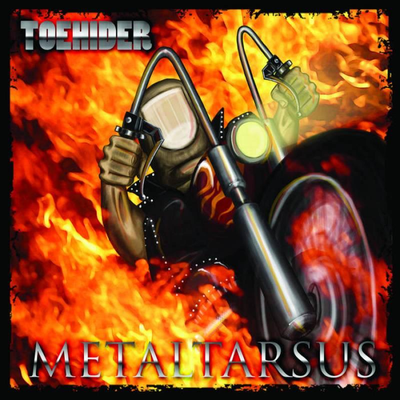 chronique Toehider - Metaltarsus