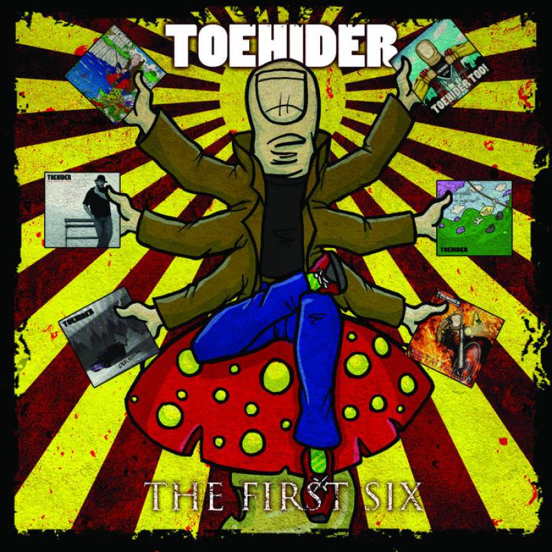 chronique Toehider - The First Six
