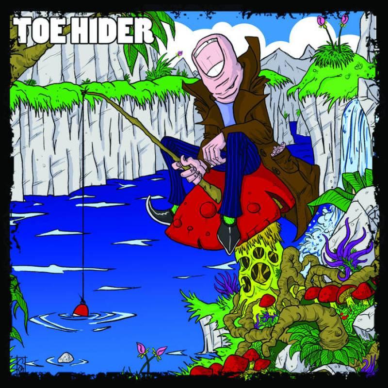 chronique Toehider - Toe Hider