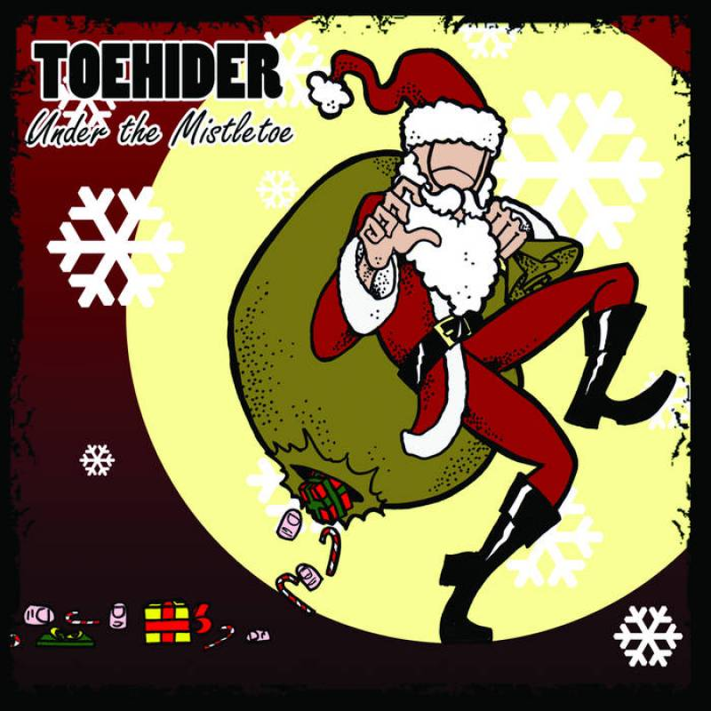 chronique Toehider - Under the Mistletoe