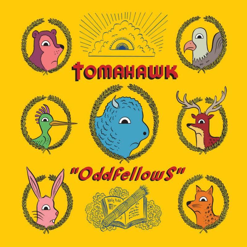 chronique Tomahawk - Oddfellows