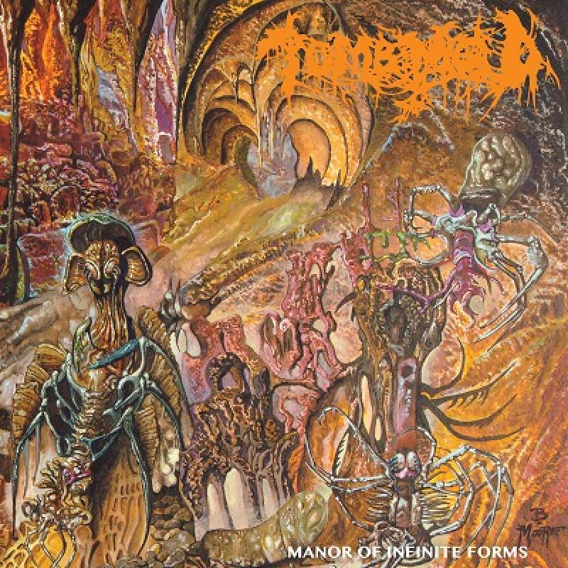 chronique Tomb Mold - Manor of Infinite Forms