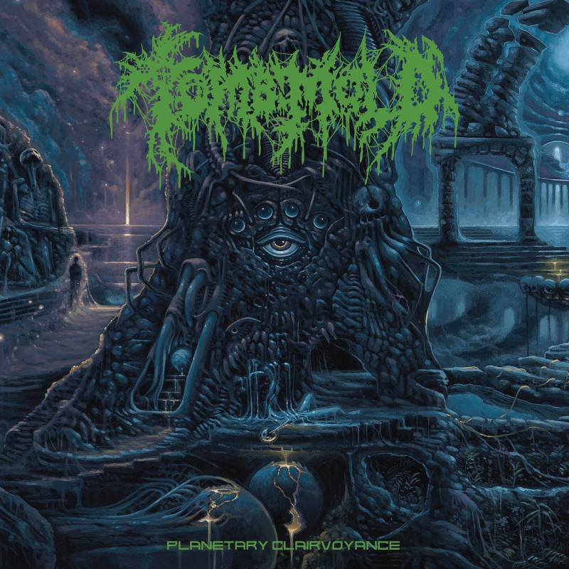 chronique Tomb Mold - Planetary Clairvoyance