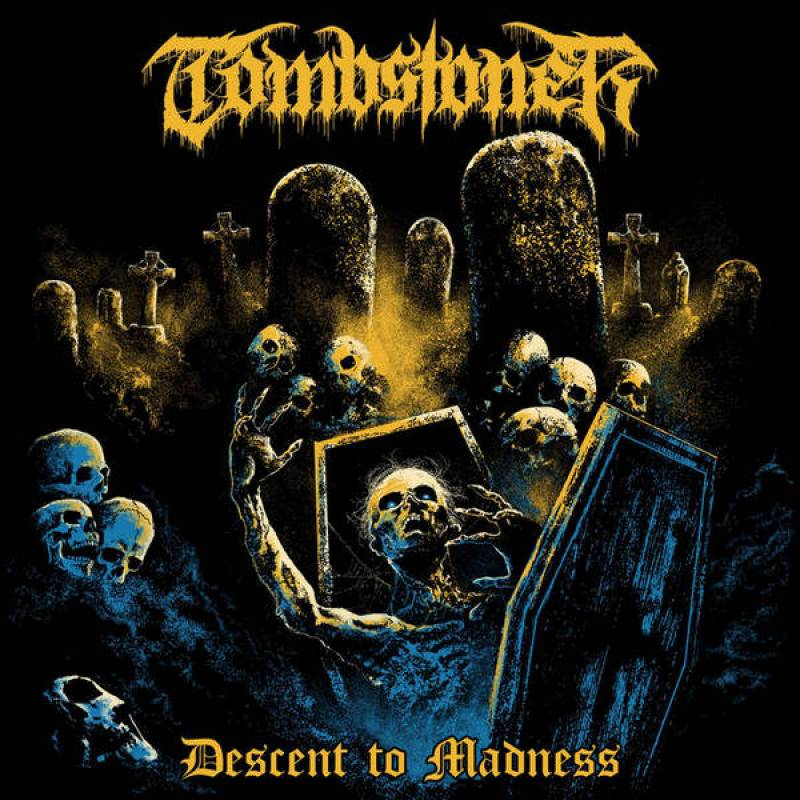 chronique Tombstoner - Descent to Madness