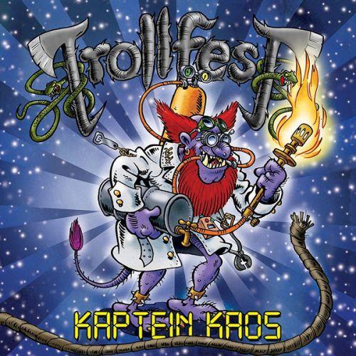 chronique Trollfest - Kaptein Kaos