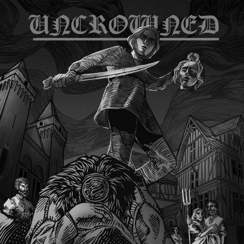 chronique Uncrowned - Uncrowned