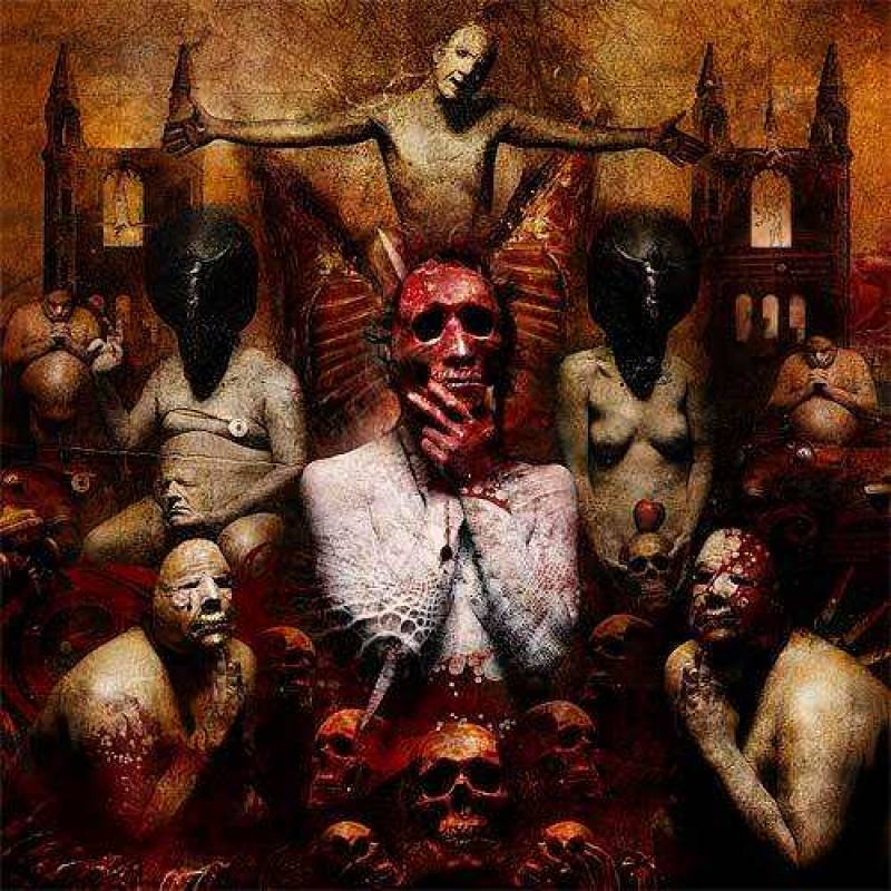chronique Vader - Impressions in blood