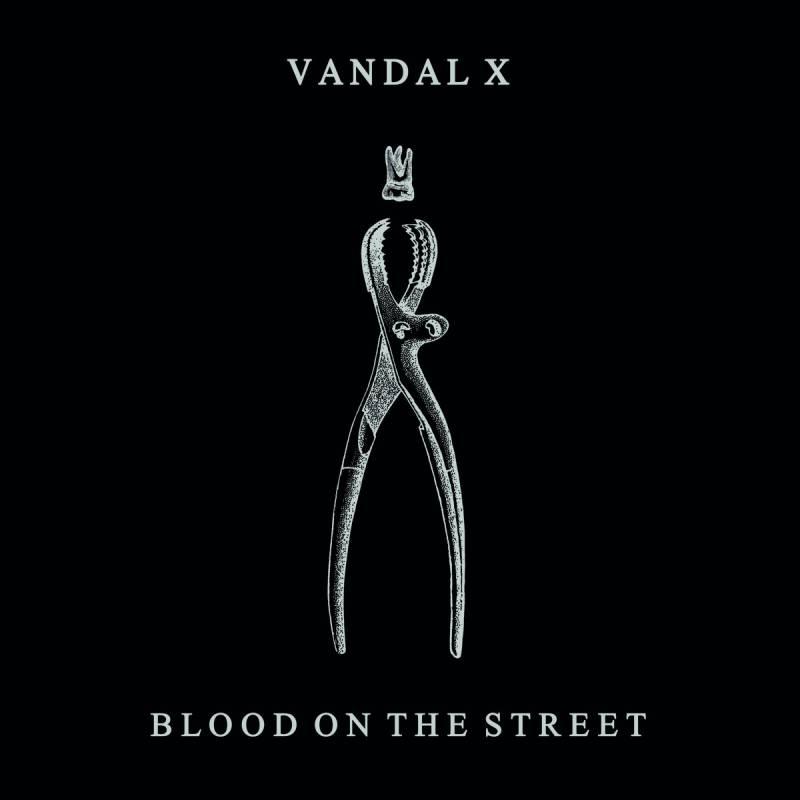 chronique Vandal X - Blood On The Street