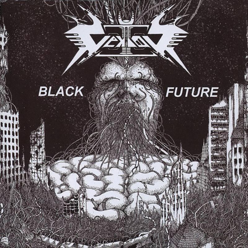chronique Vektor - Black Future