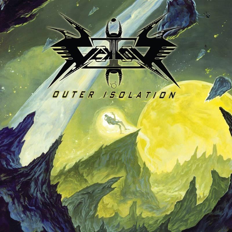 chronique Vektor - Outer Isolation