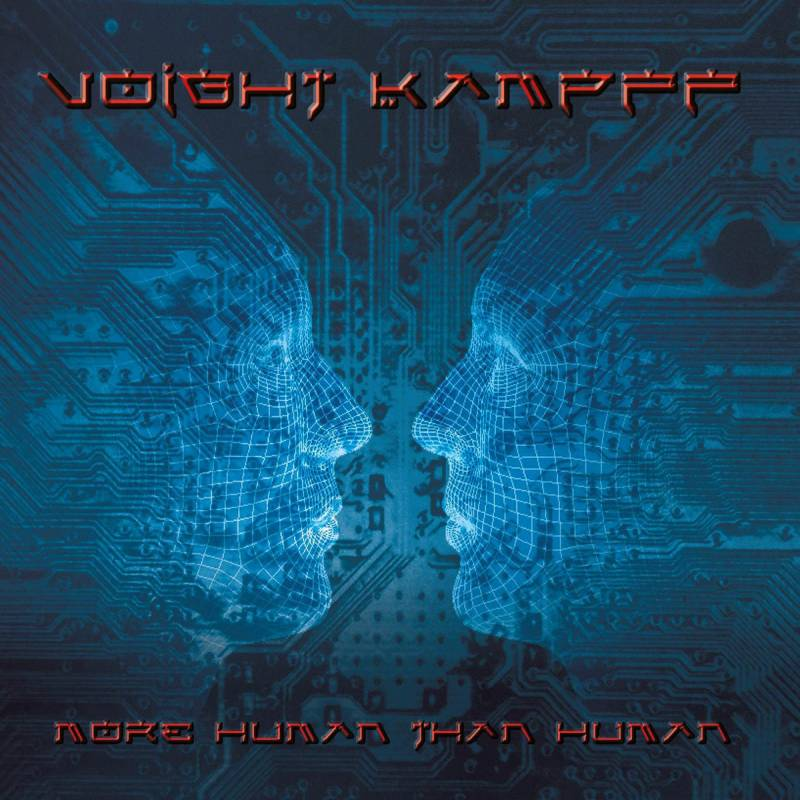 chronique Voight Kampff - More Human Than Human